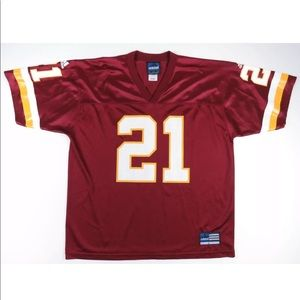 Deion Sanders Washington Redskins Adidas Jersey
